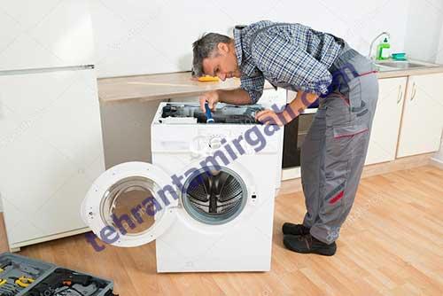 نمایندگی تعمیر ماشین لباسشویی دوو
