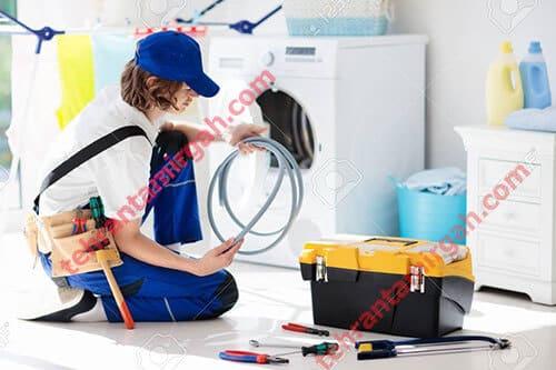 نمایندگی تعمیرات ماشین لباسشویی بلومبرگ